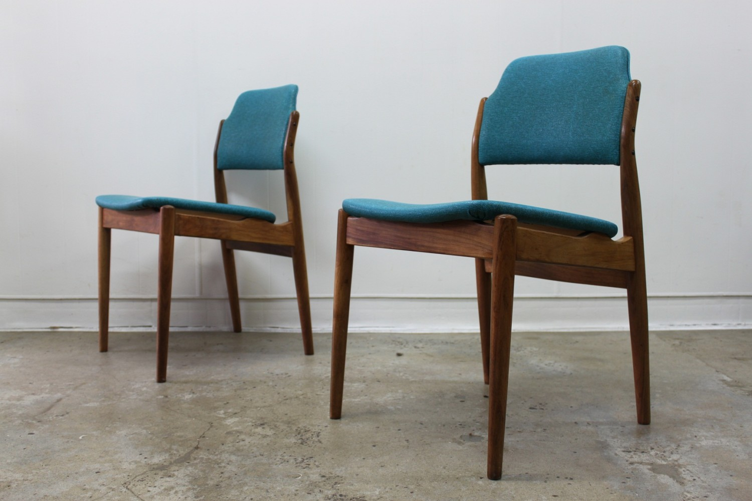 Arne Vodder Dining Chairs x6