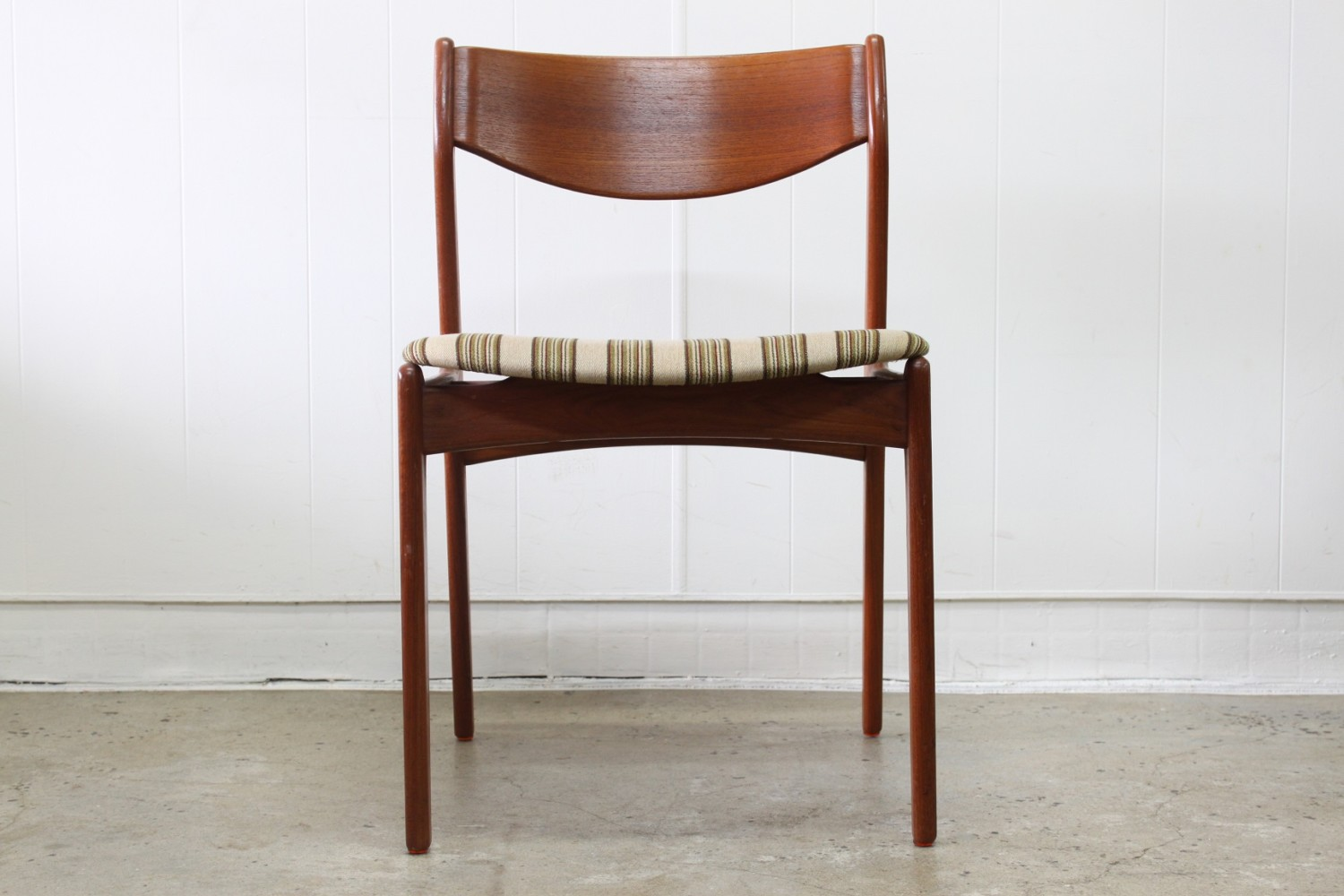 Danish Teak Chairs By P.E. JØrgensen