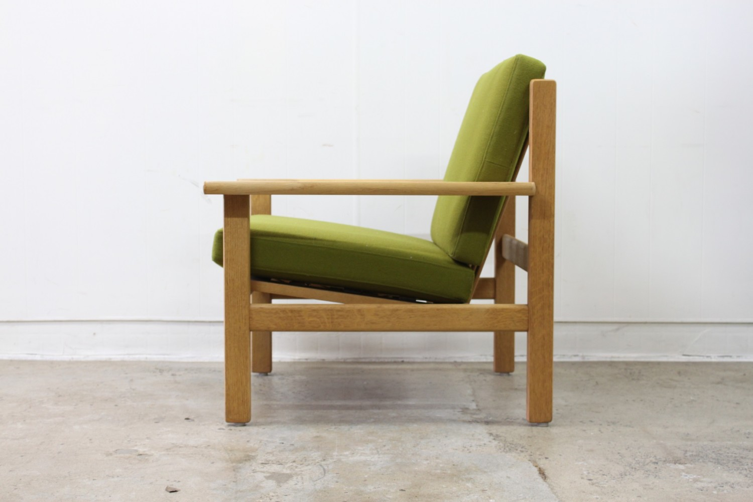 Armchairs by Hans Wegner
