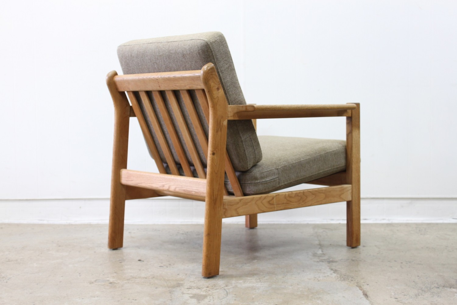 Armchairs by Borge Mogensen