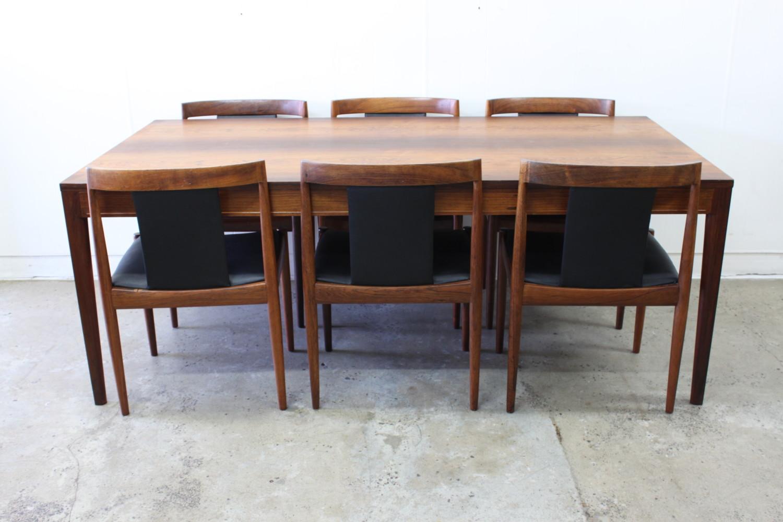 Rosewood Table by Finn Juhl