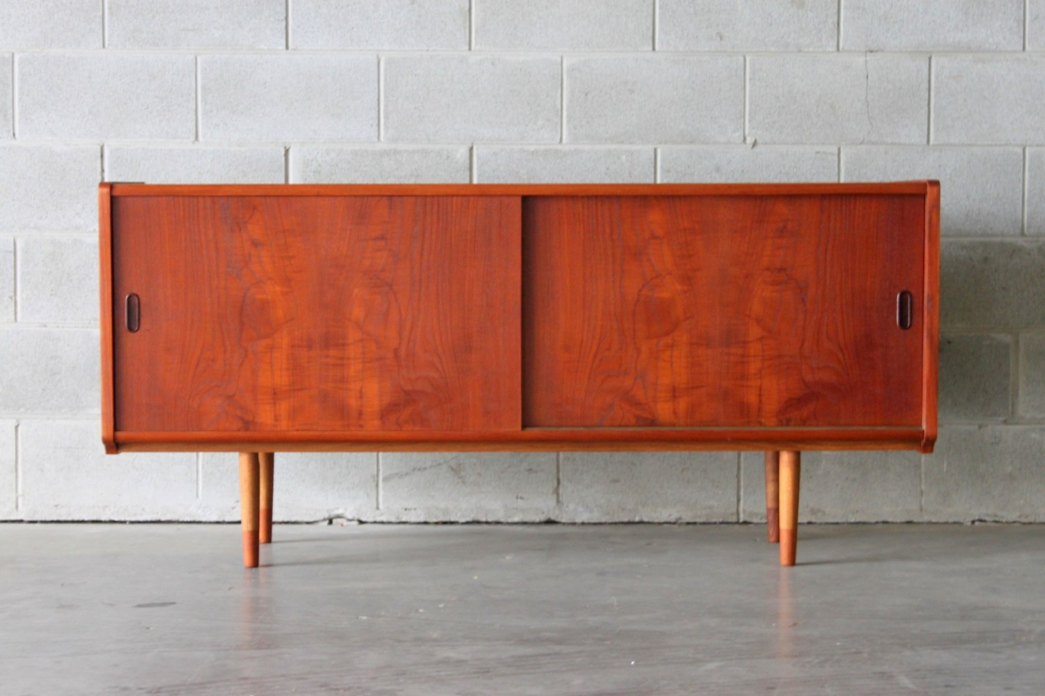 Teak Danish Sideboard