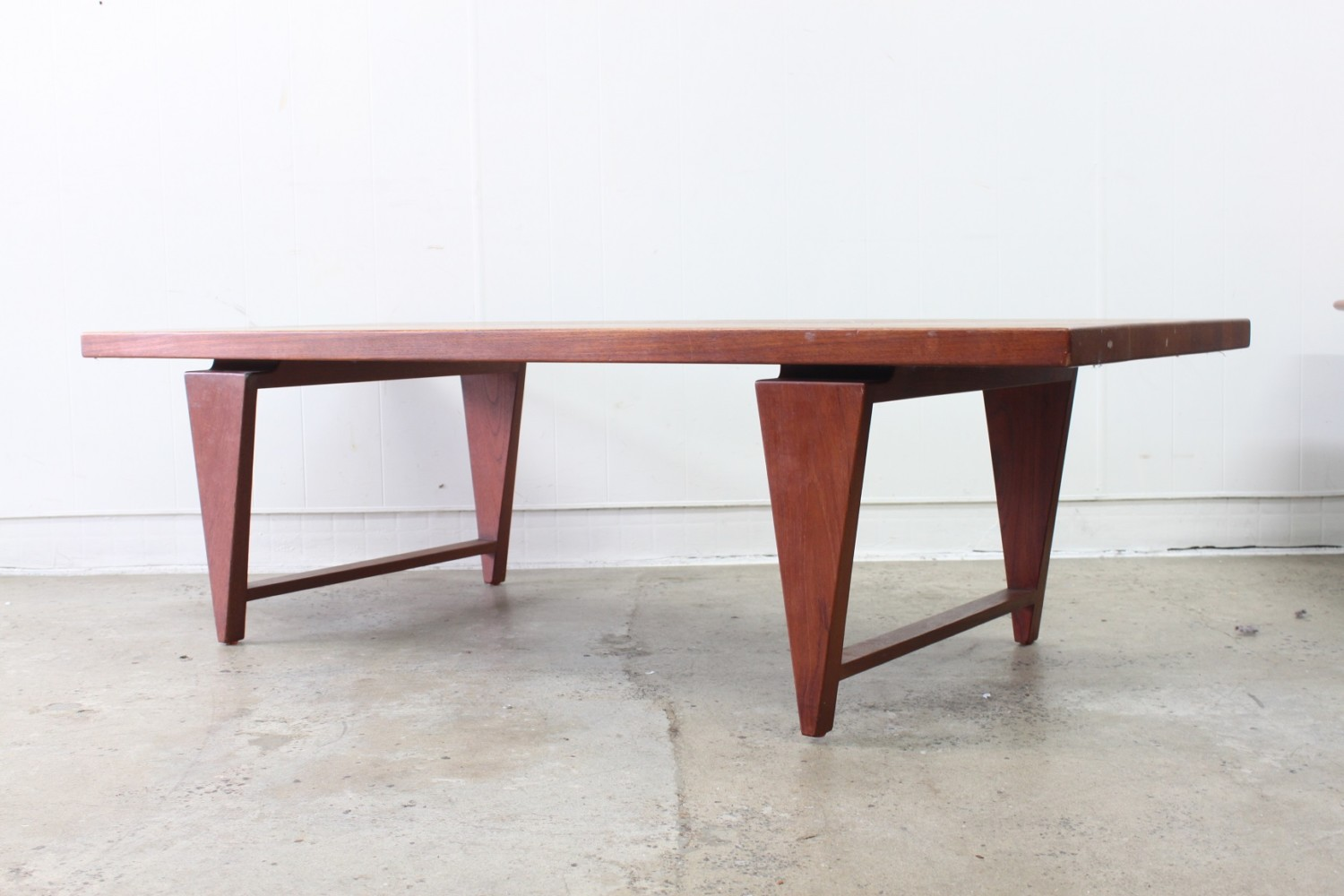 Teak Coffee Table by Illum Wikkelso