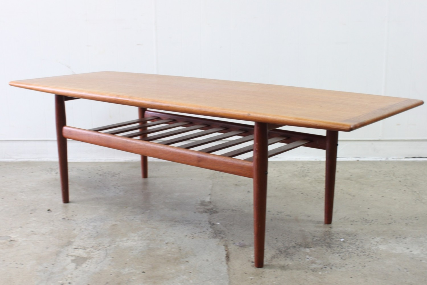 Teak Coffee Table by Grete Jalk