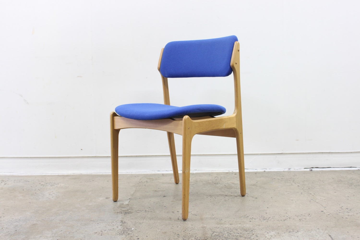 Dining Chairs by Erik Buch