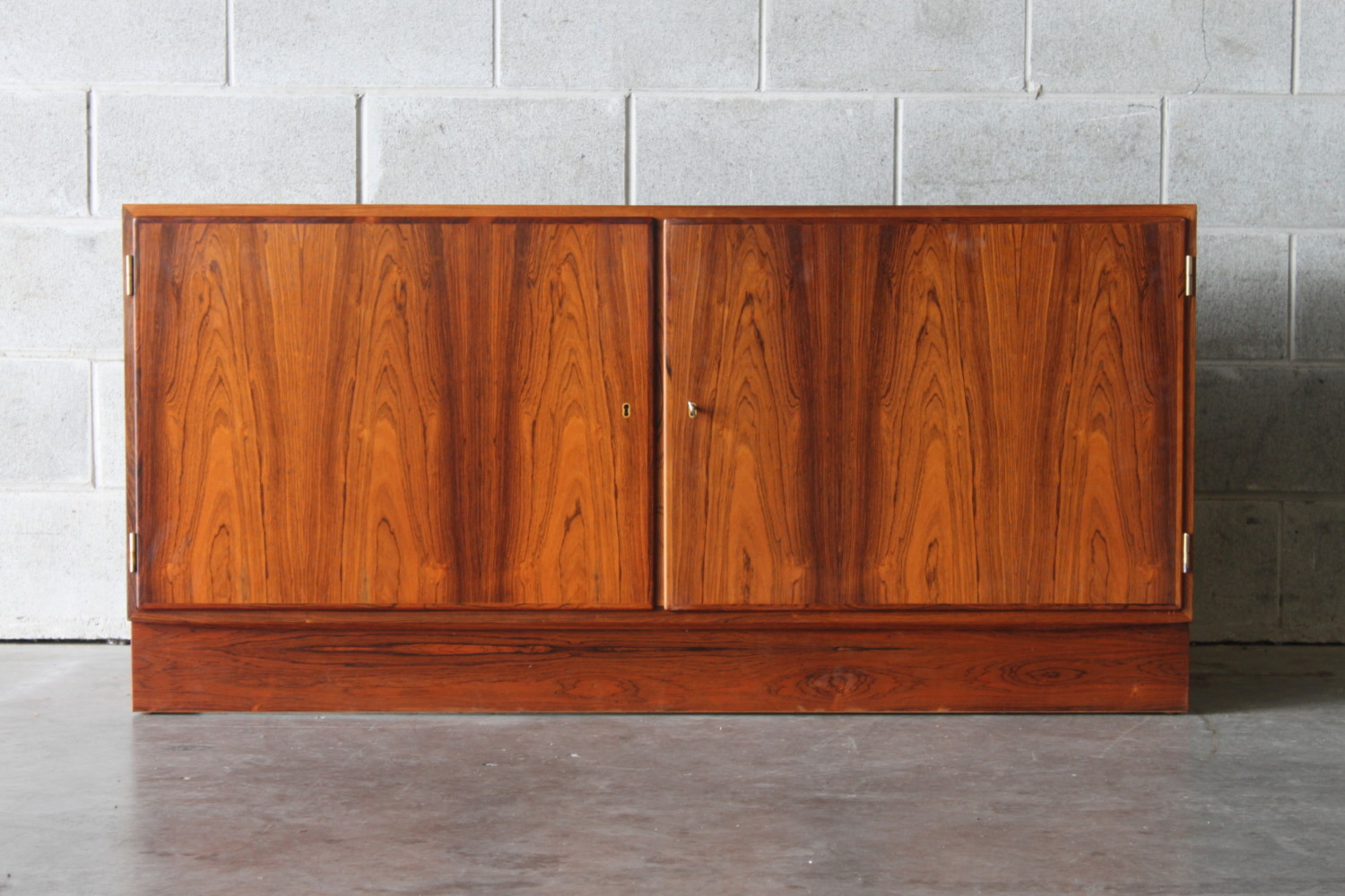 Rosewood Sideboard by Poul Hundevad Sold