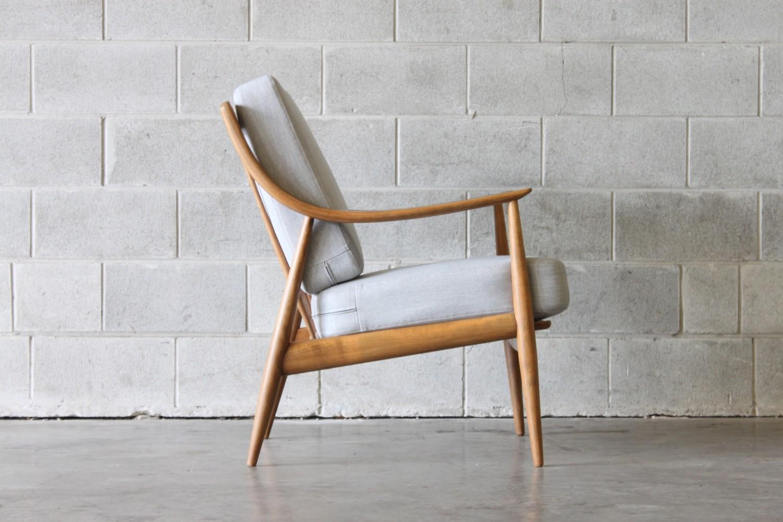 Armchair by Peter Hvidt