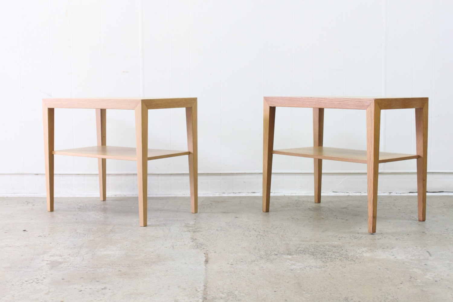 Bedside Tables by Severin Hansen