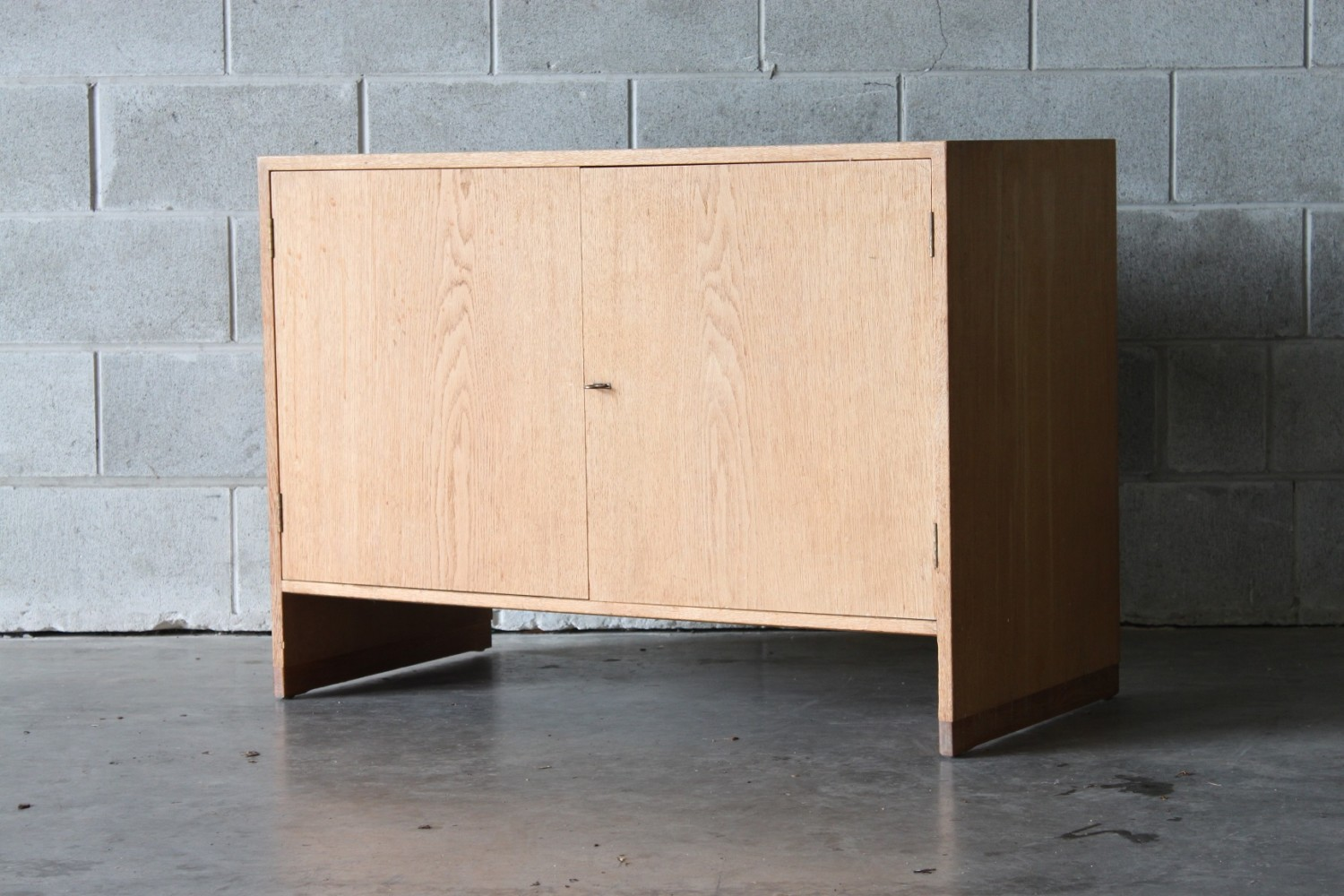 Oak Cabinet by Hans Wegner