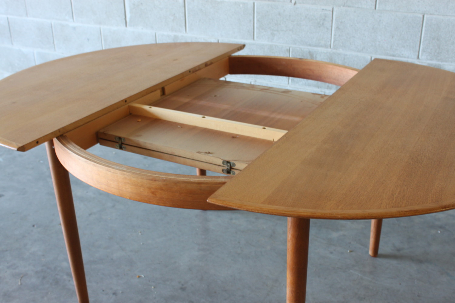 Oak Dining Table Sold