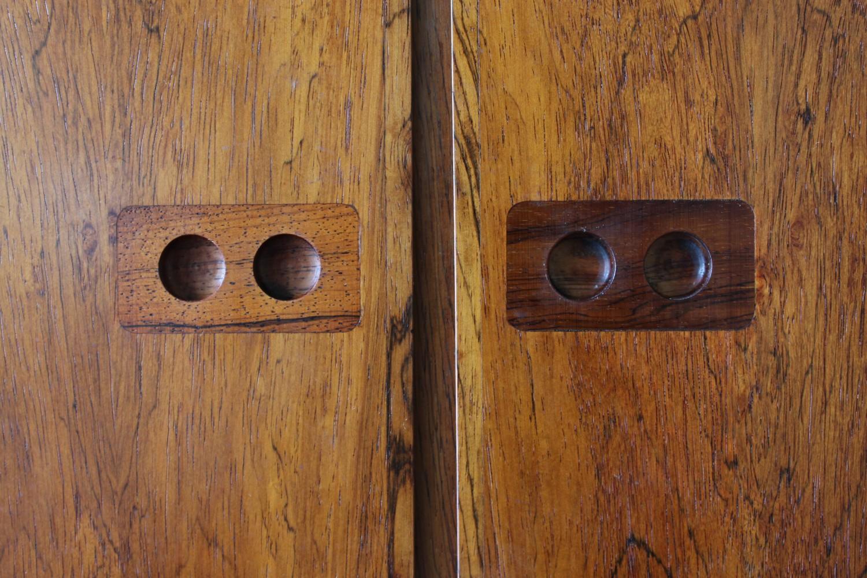 Arne Vodder Rosewood Sideboard
