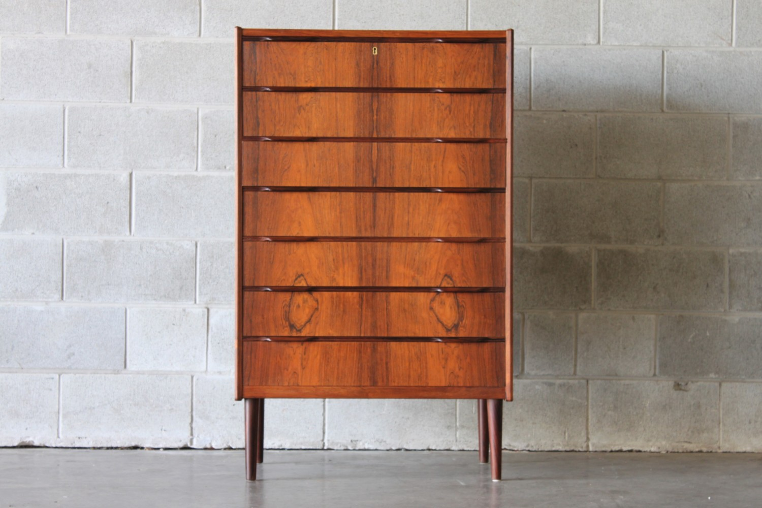 Rosewood Tallboy – Sold