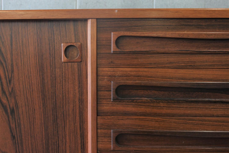Rosewood Sideboard by Jensen & Molholm