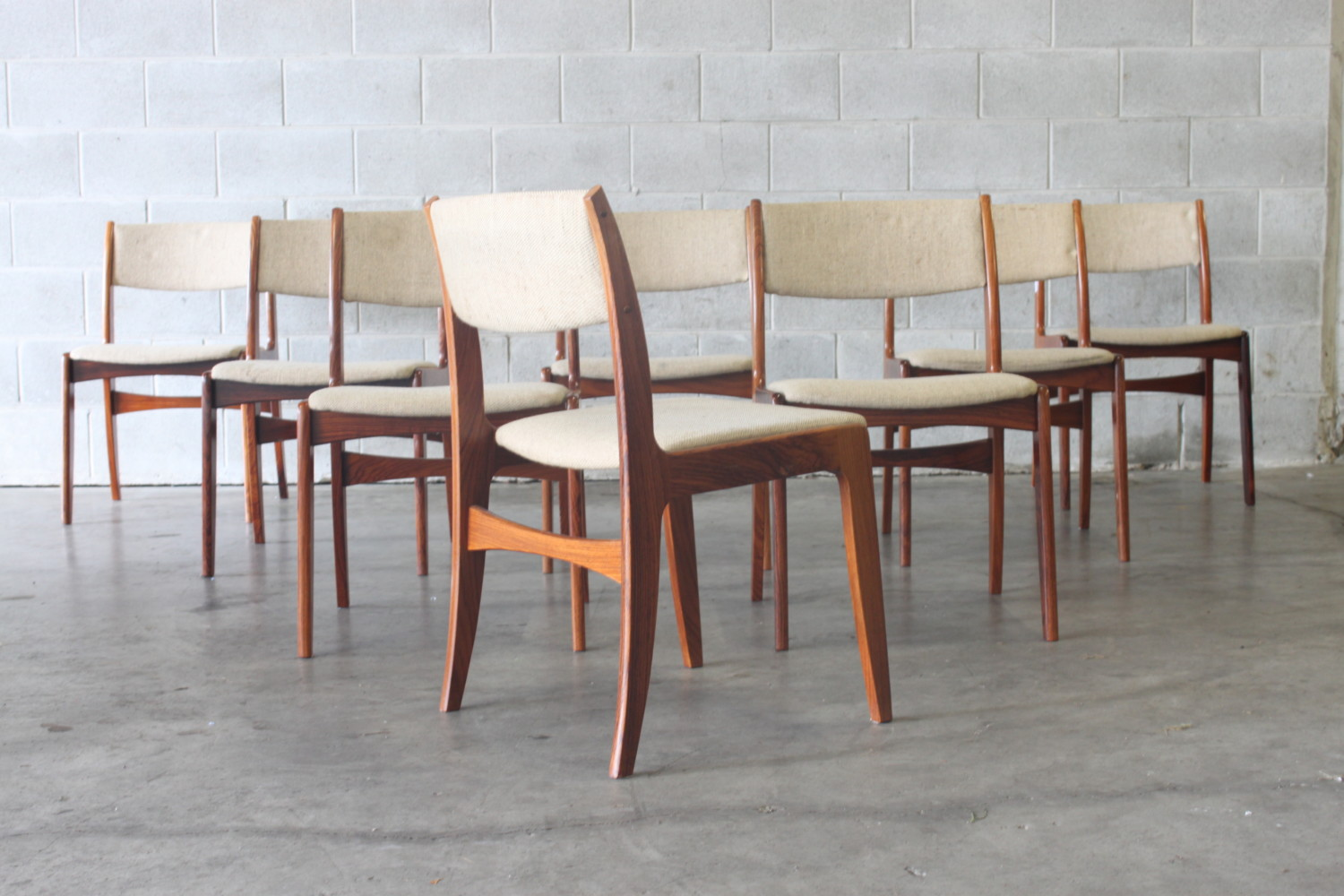 Dining Chairs by Skovby