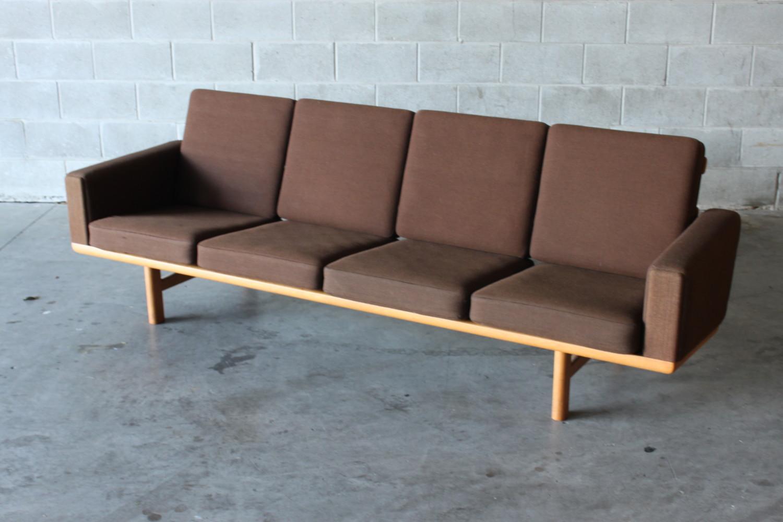 Sofa by Hans Wegner 4 Seater