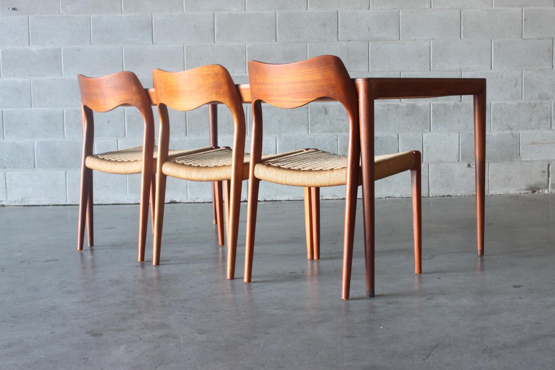 Dining Table by Severin Hansen – Sold