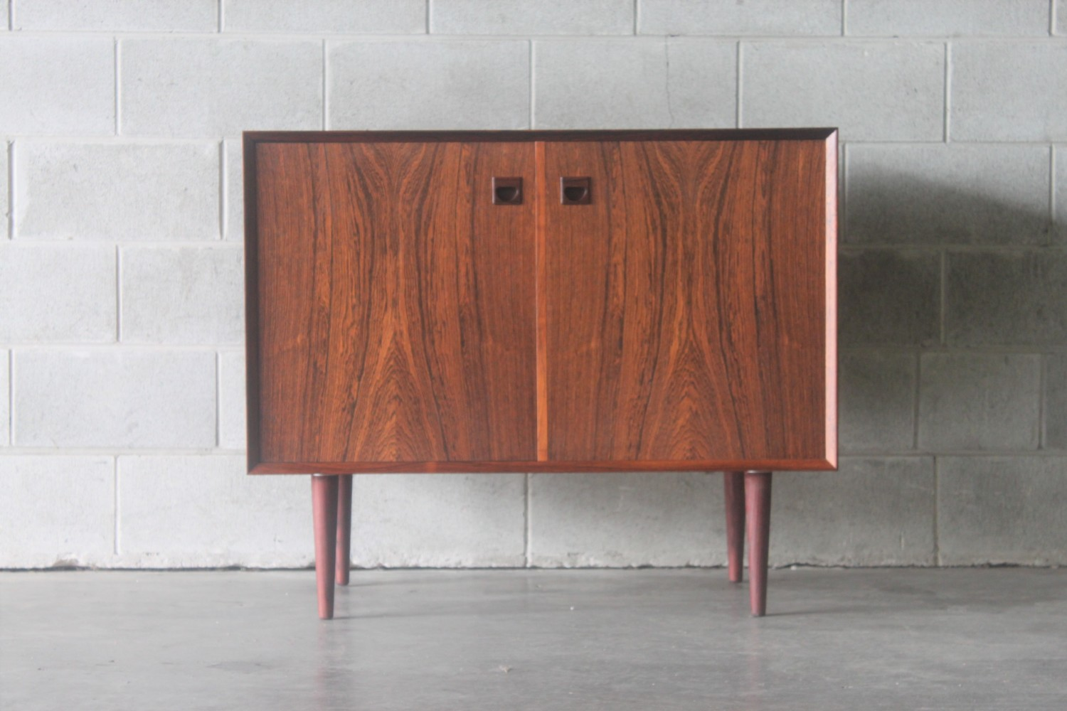 Rosewood Cabinet by Brouer