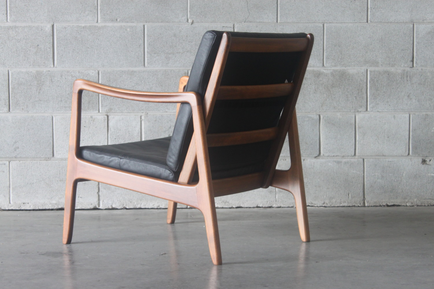 Armchair by Ole Wanscher