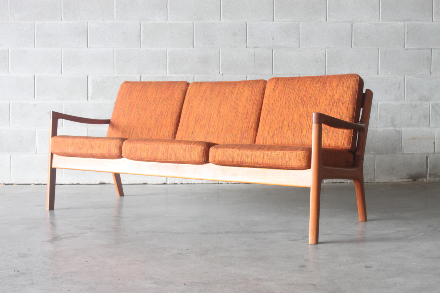 Sofa by Ole Wanscher
