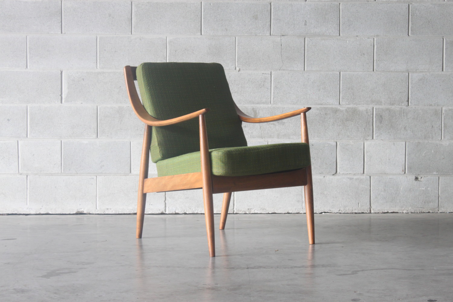 Armchair by Peter Hvidt