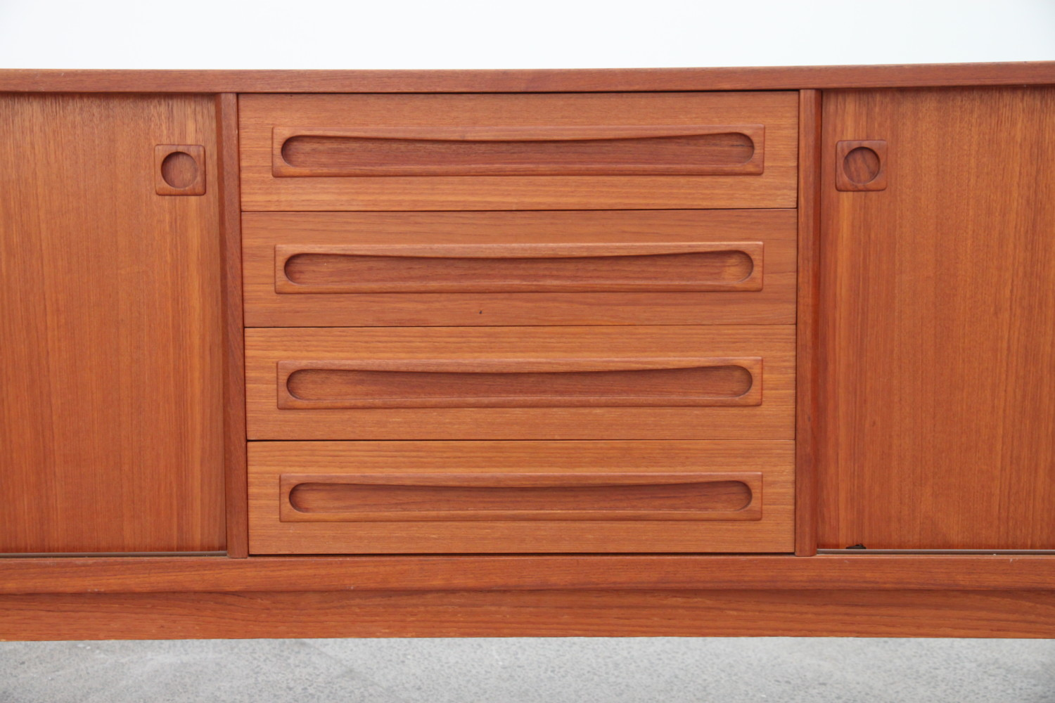 Teak Sideboard by  Jensen & Molholm sold