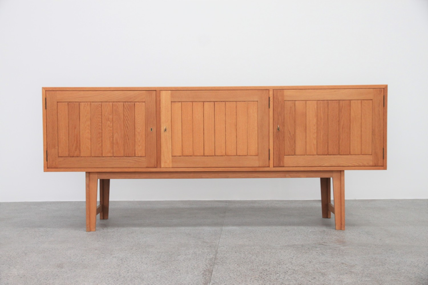Oak Sideboard by Kurt Ostervig