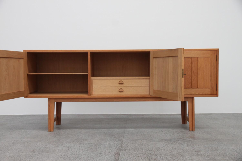 Oak Sideboard by Kurt Ostervig