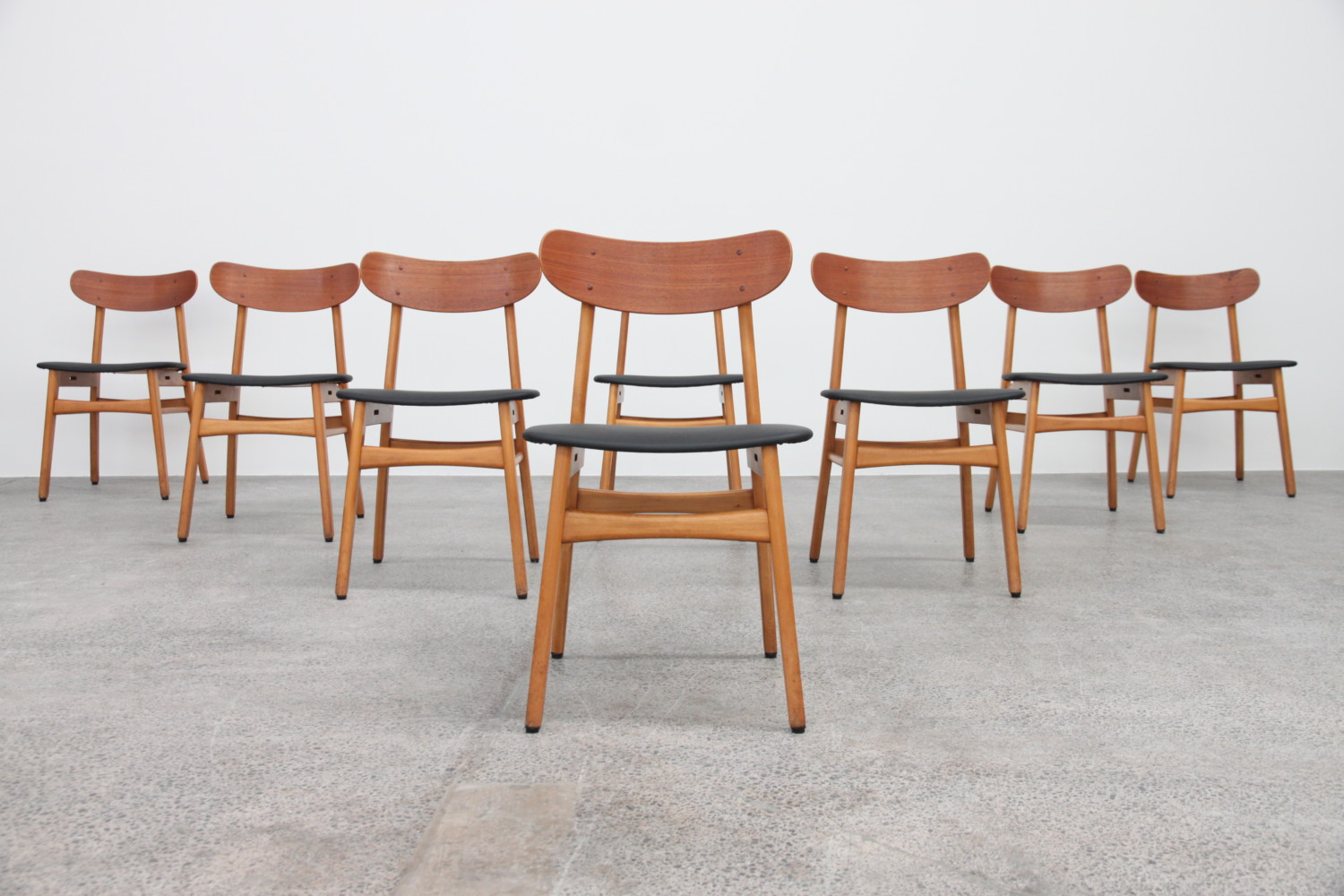 Danish Dining Chairs Sold