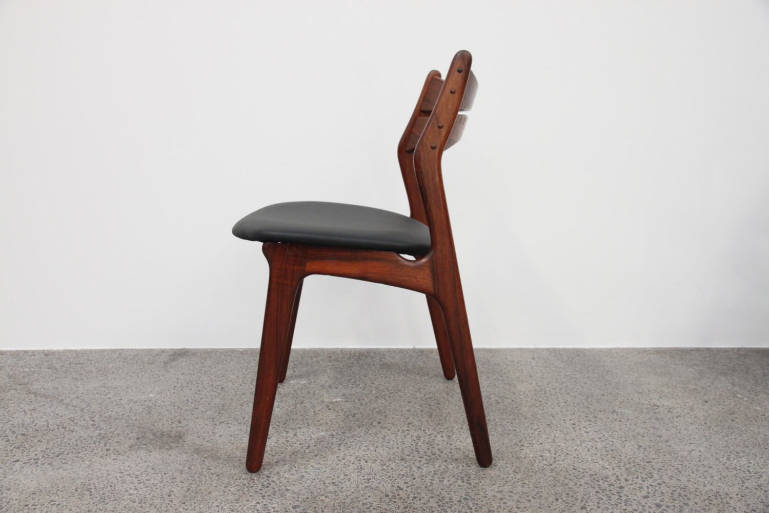 Erik Buch Dining Chairs Rosewood