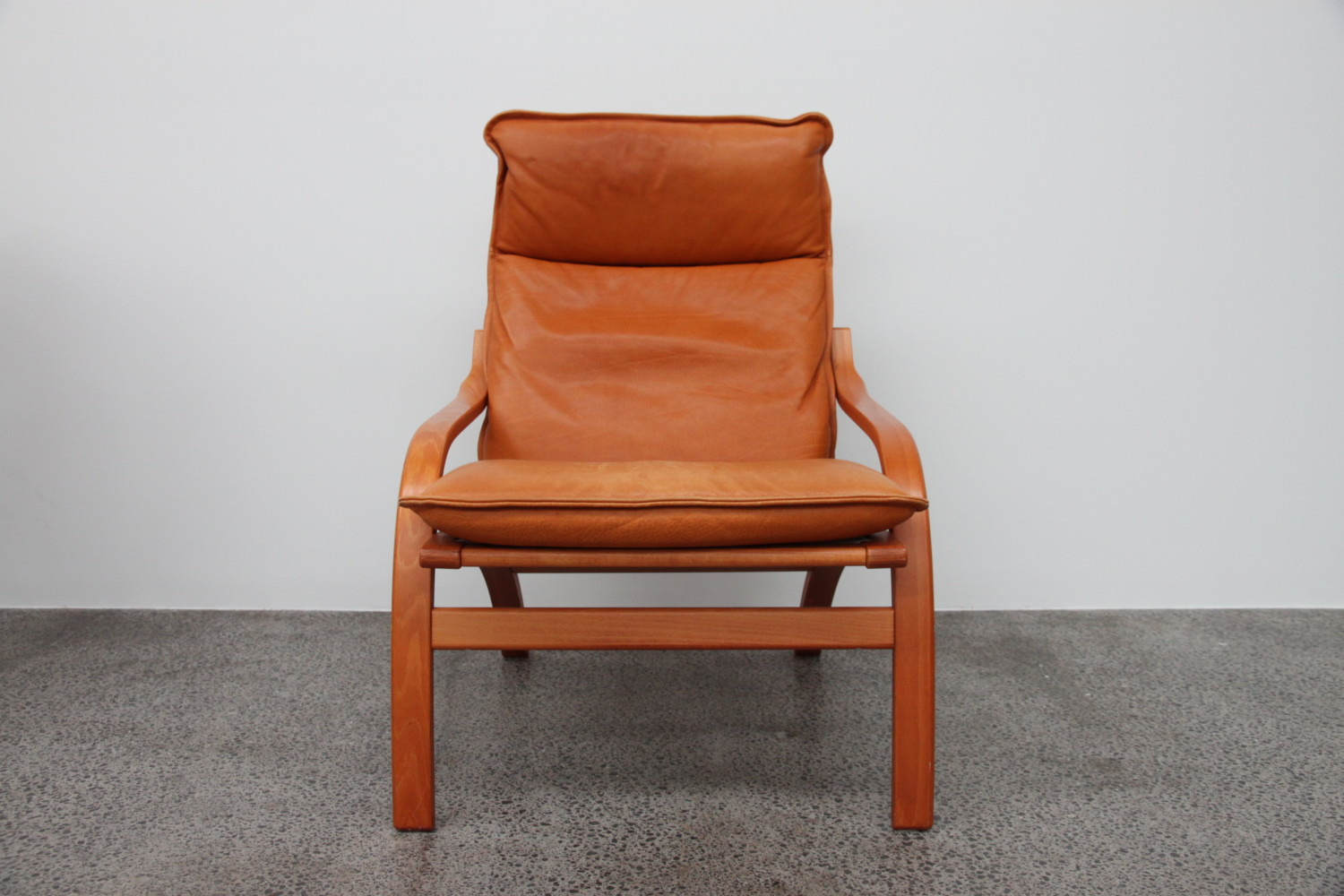 Pair of Tan Armchairs