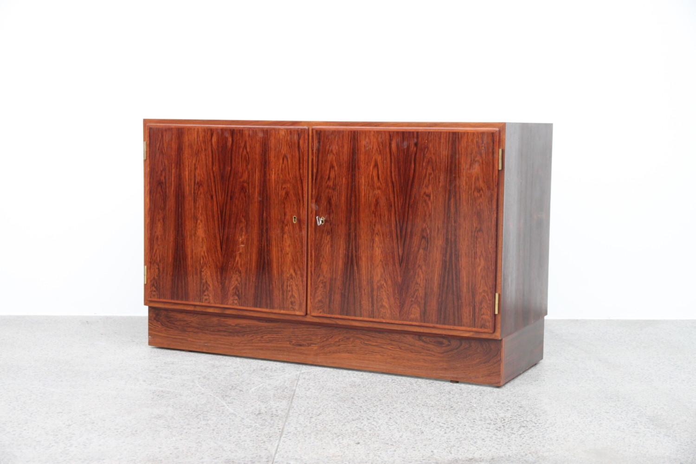 Rosewood Sideboard by Hundevad