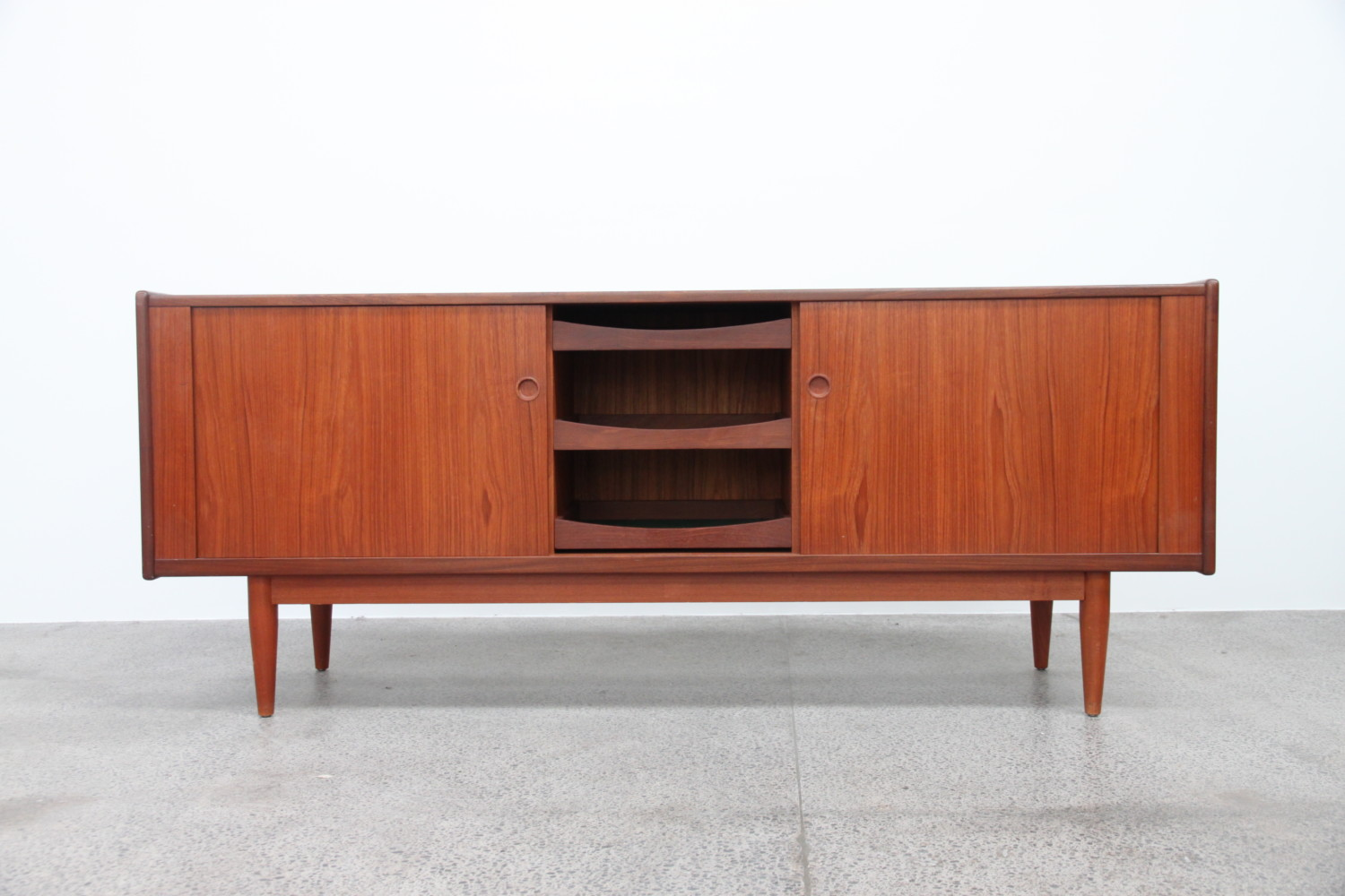 Tambour Door Sideboard