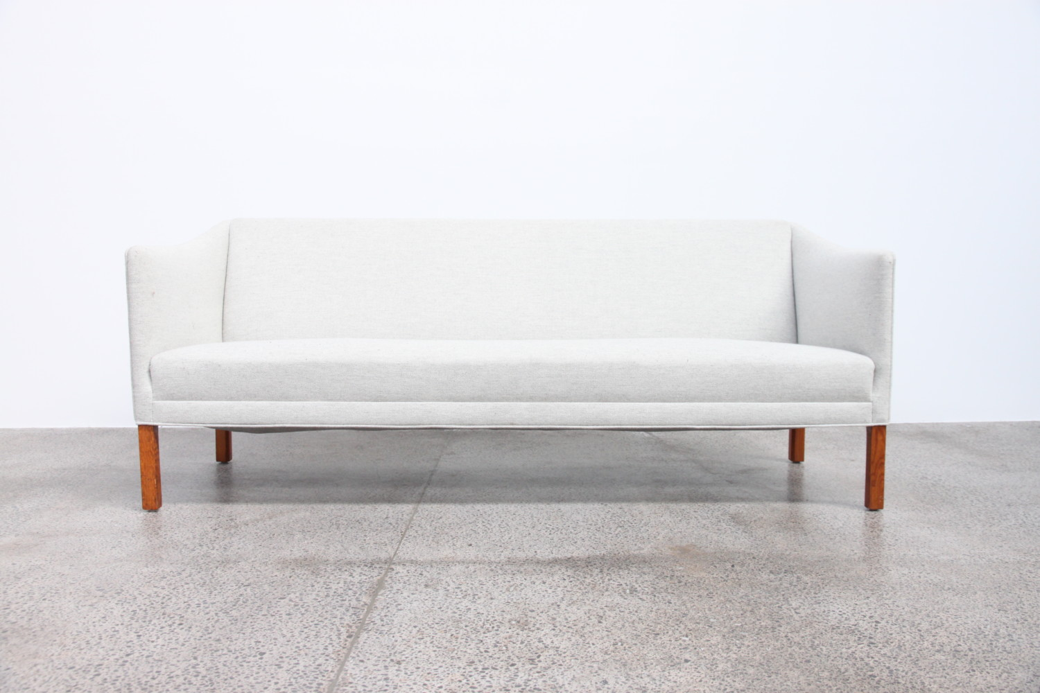 Danish Wool Sofa
