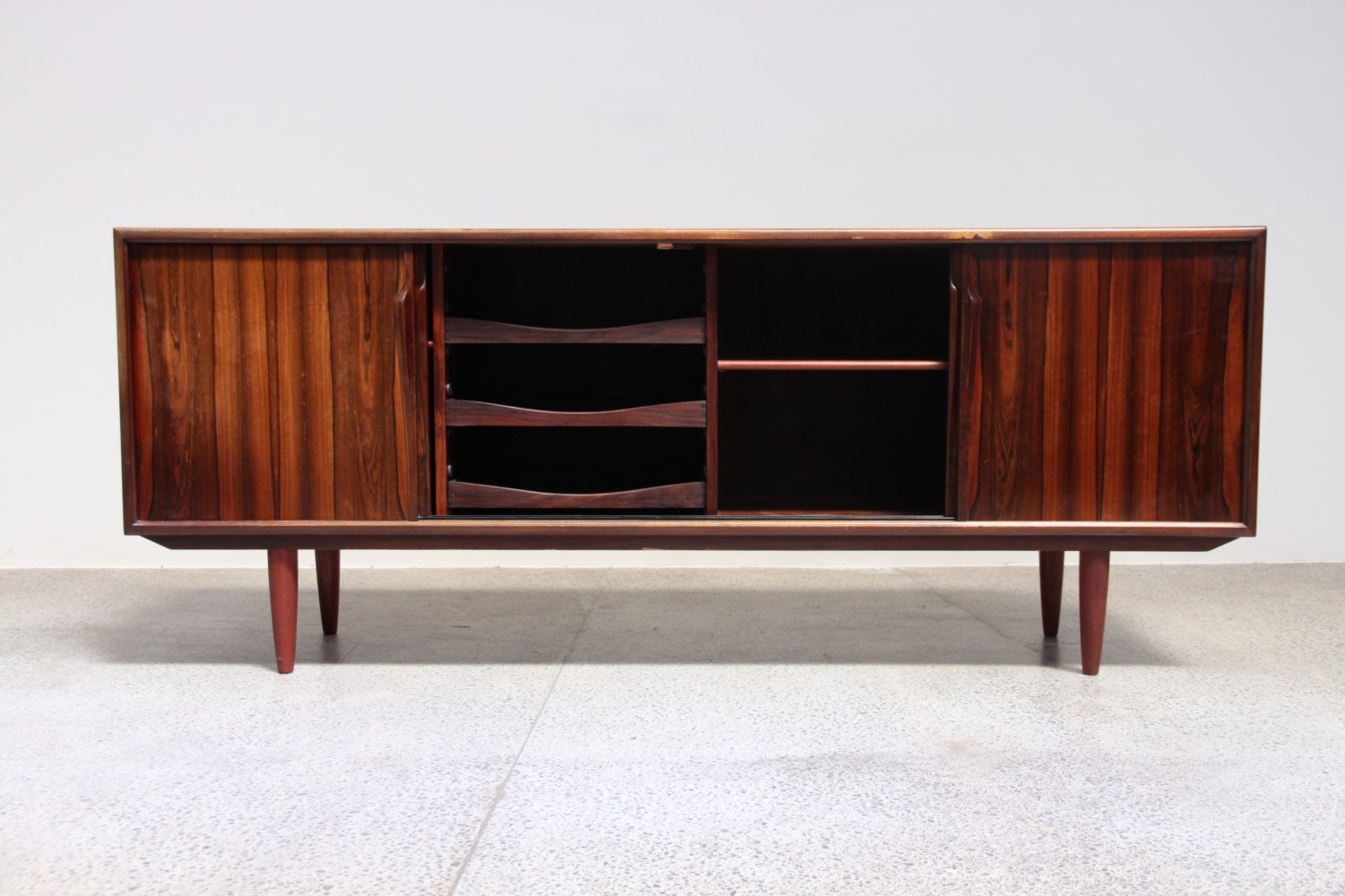 Rosewood Sideboard by Axel Christiansen Sold