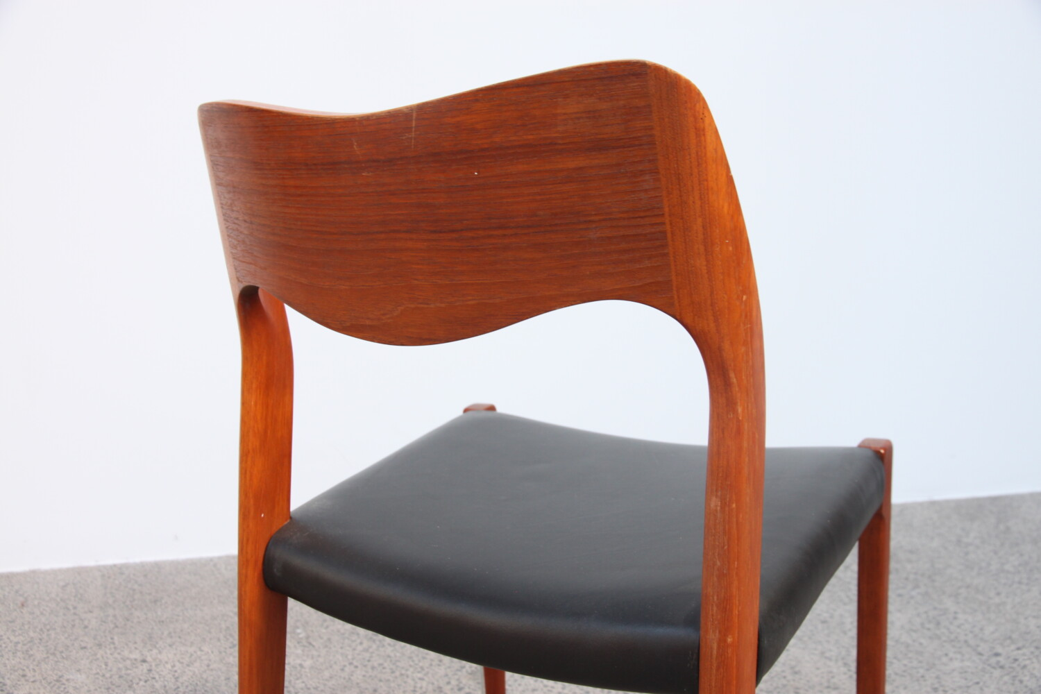 Dining Chairs by Niels Moller x8 Sold