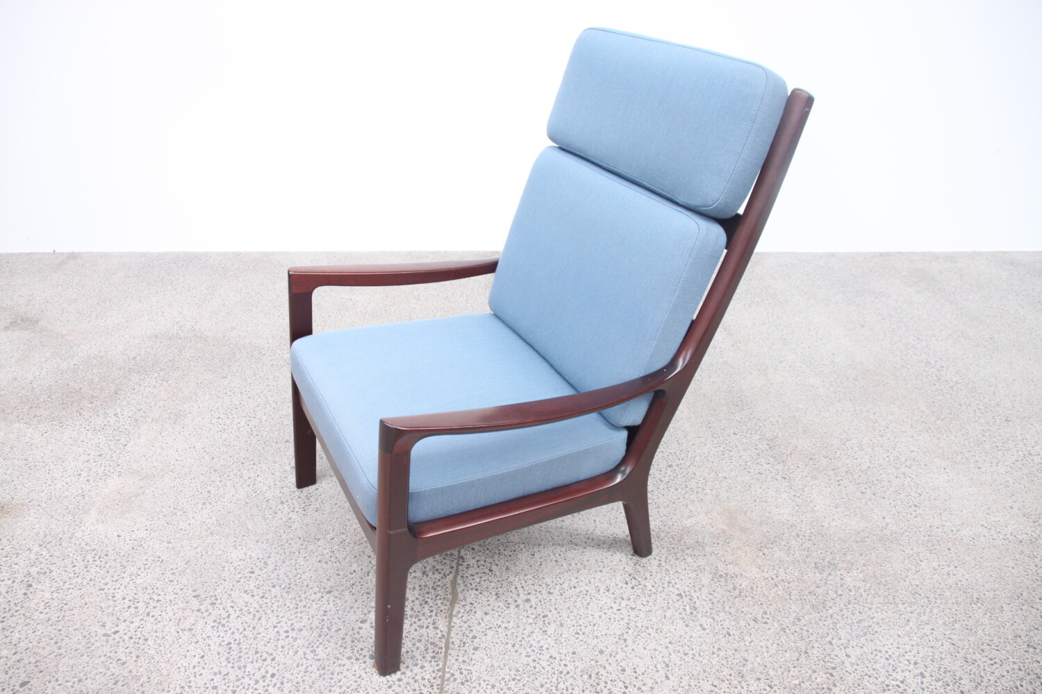 Senator Armchair By Ole Wanscher