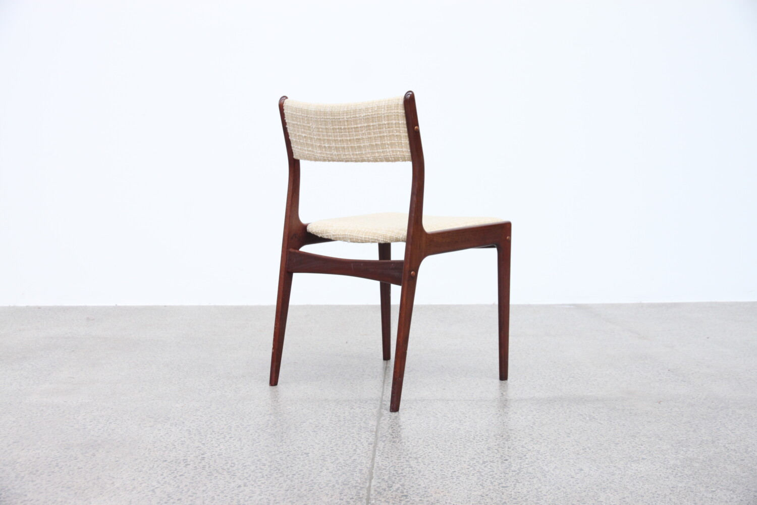 Beech + Wool Dining Chairs