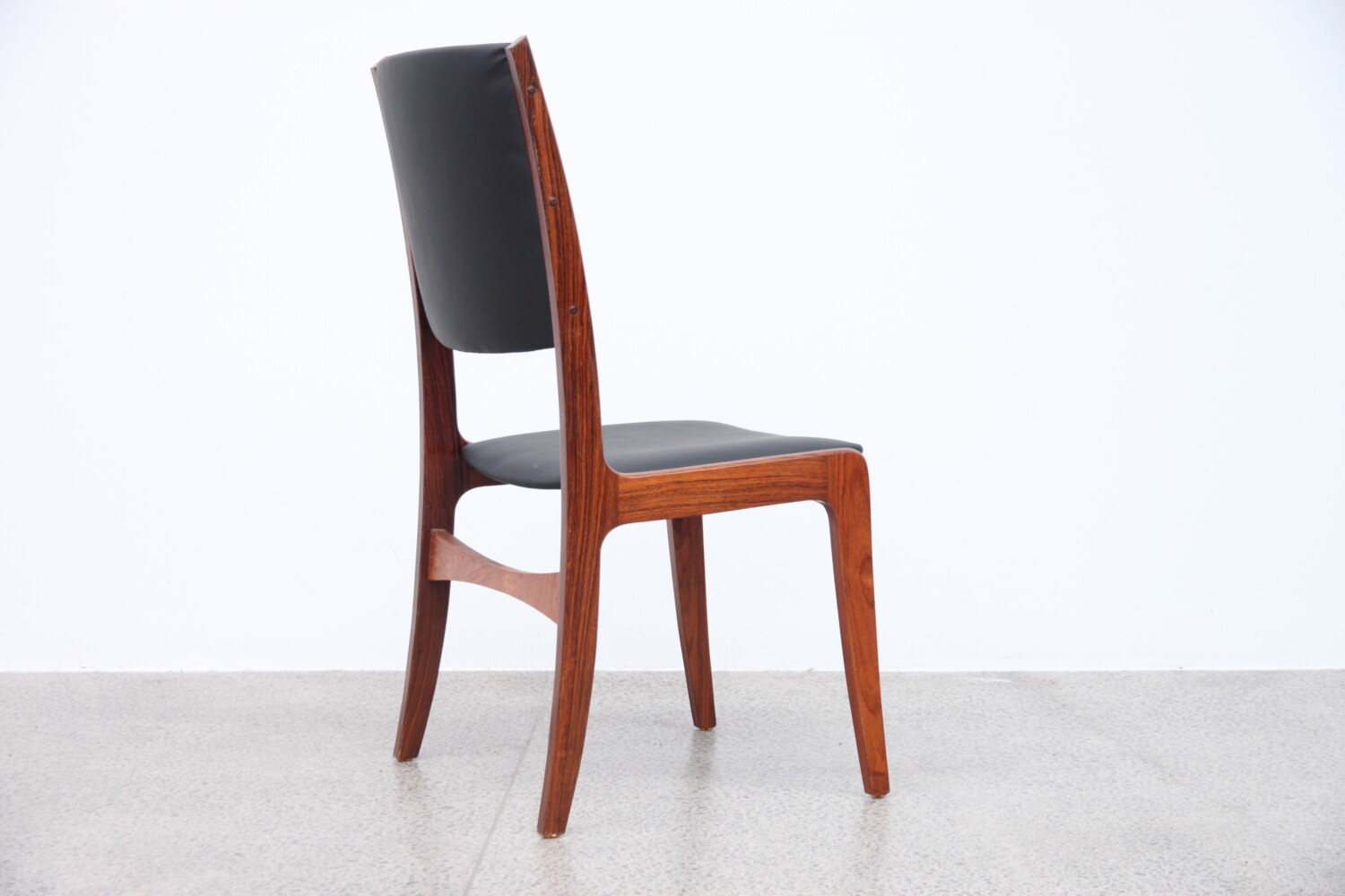 Danish Dining Chairs x8
