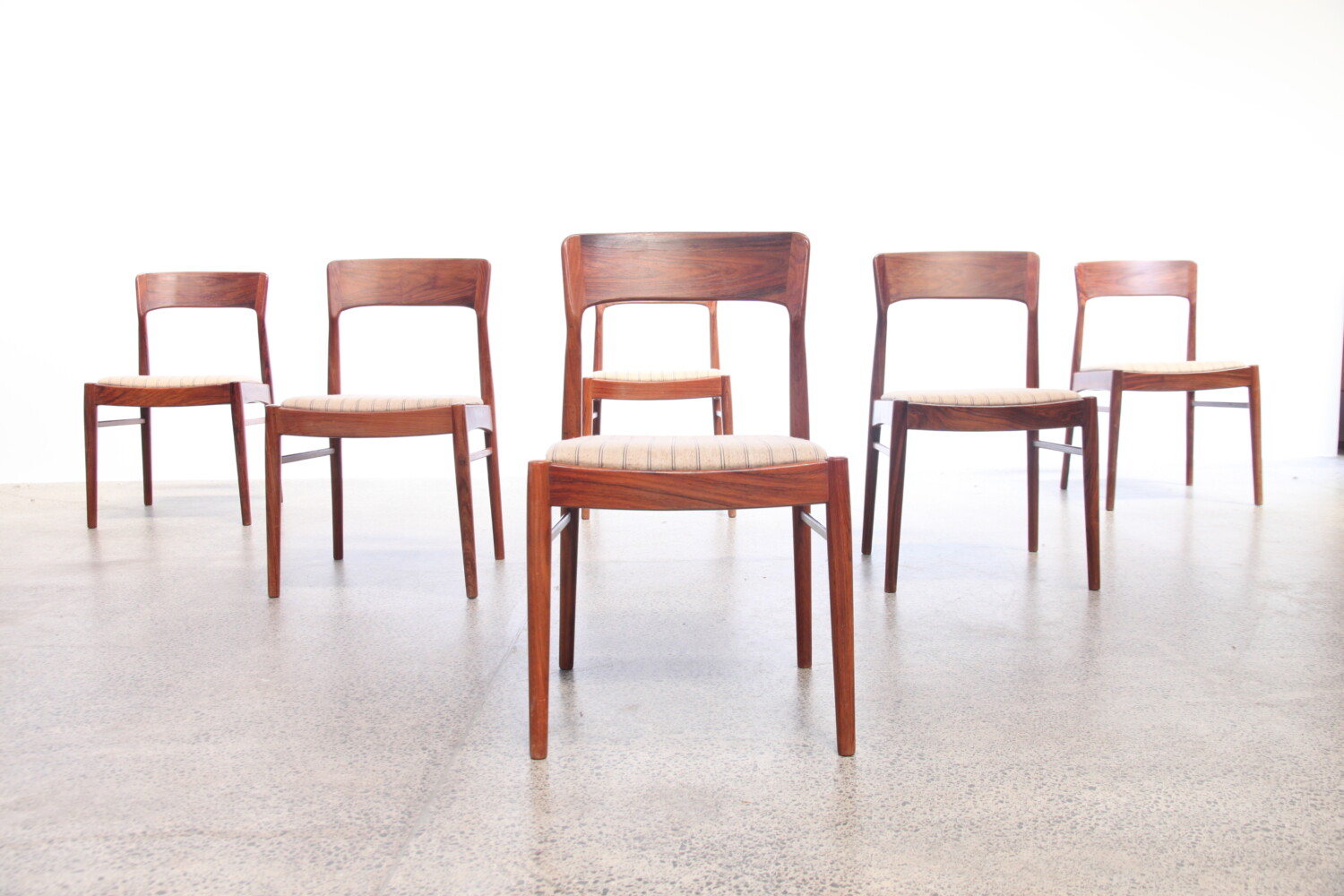 Dining Chairs by KS Mobler