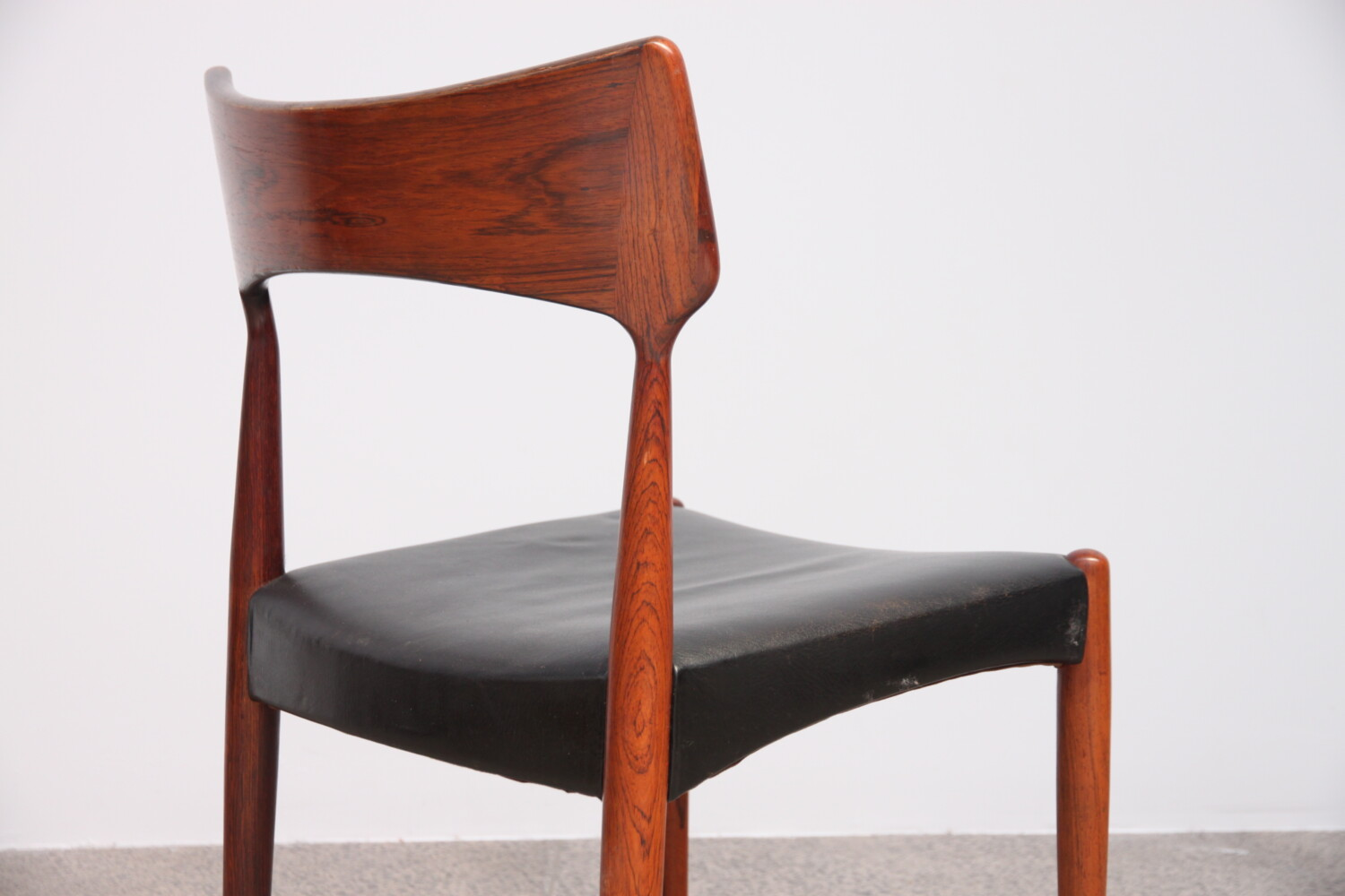 Rosewood Dining Chairs by Bernhard Pedersen Sold