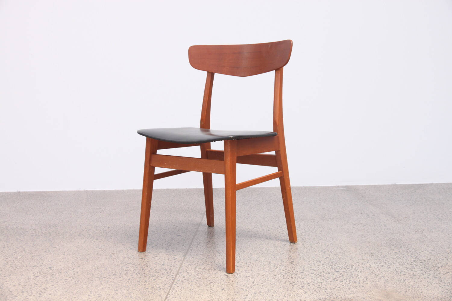 Teak Dining Chairs by Farstrup x10