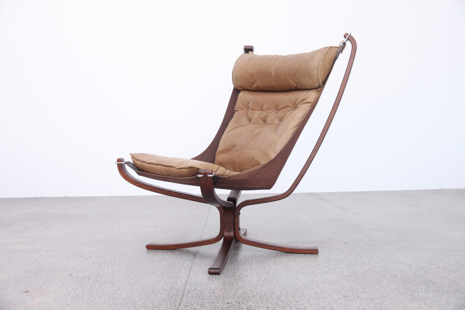 High Back Falcon Chair Sold