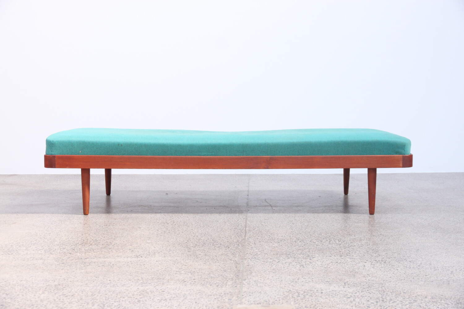 Teak Daybed by Horsnaes sold