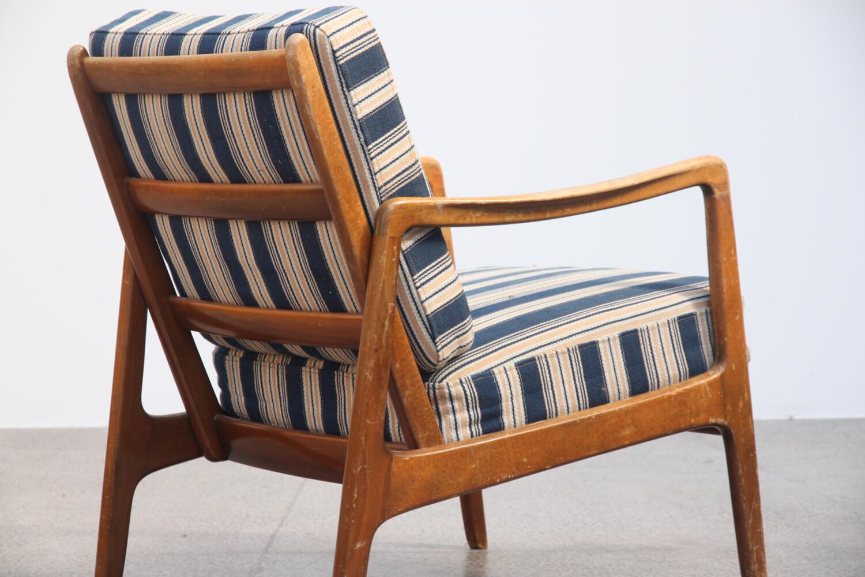 Armchair by Ole Wanscher