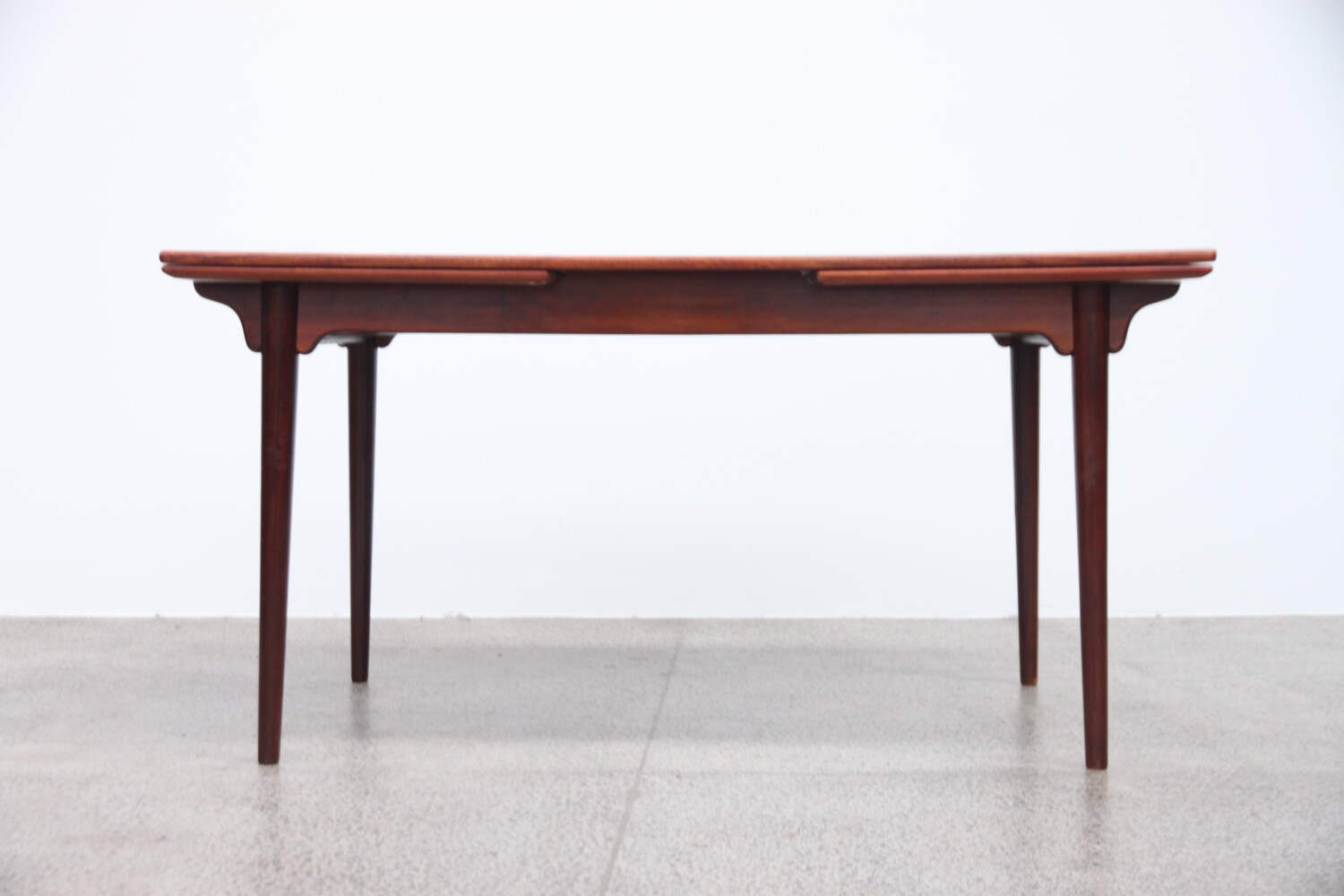 Rosewood Dining Table by Gunni Omann