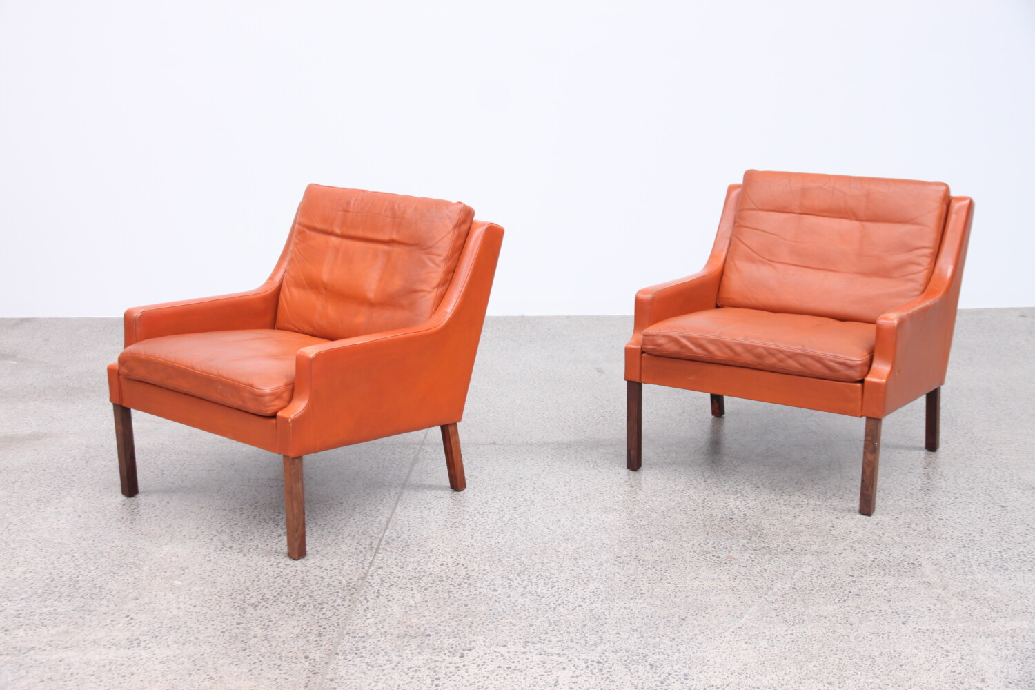 Armchairs by Georg Thams