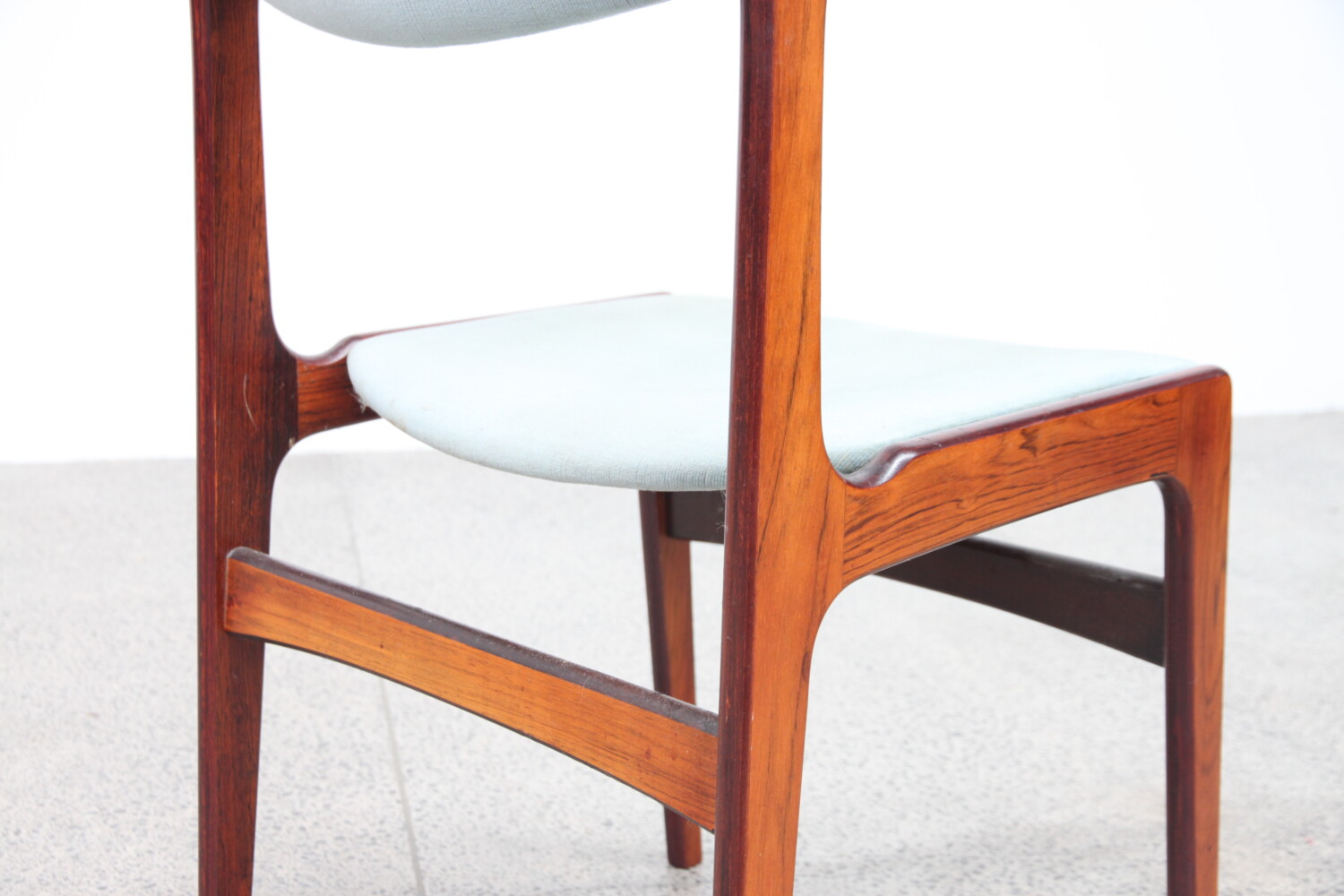Rosewood Dining Chairs x10