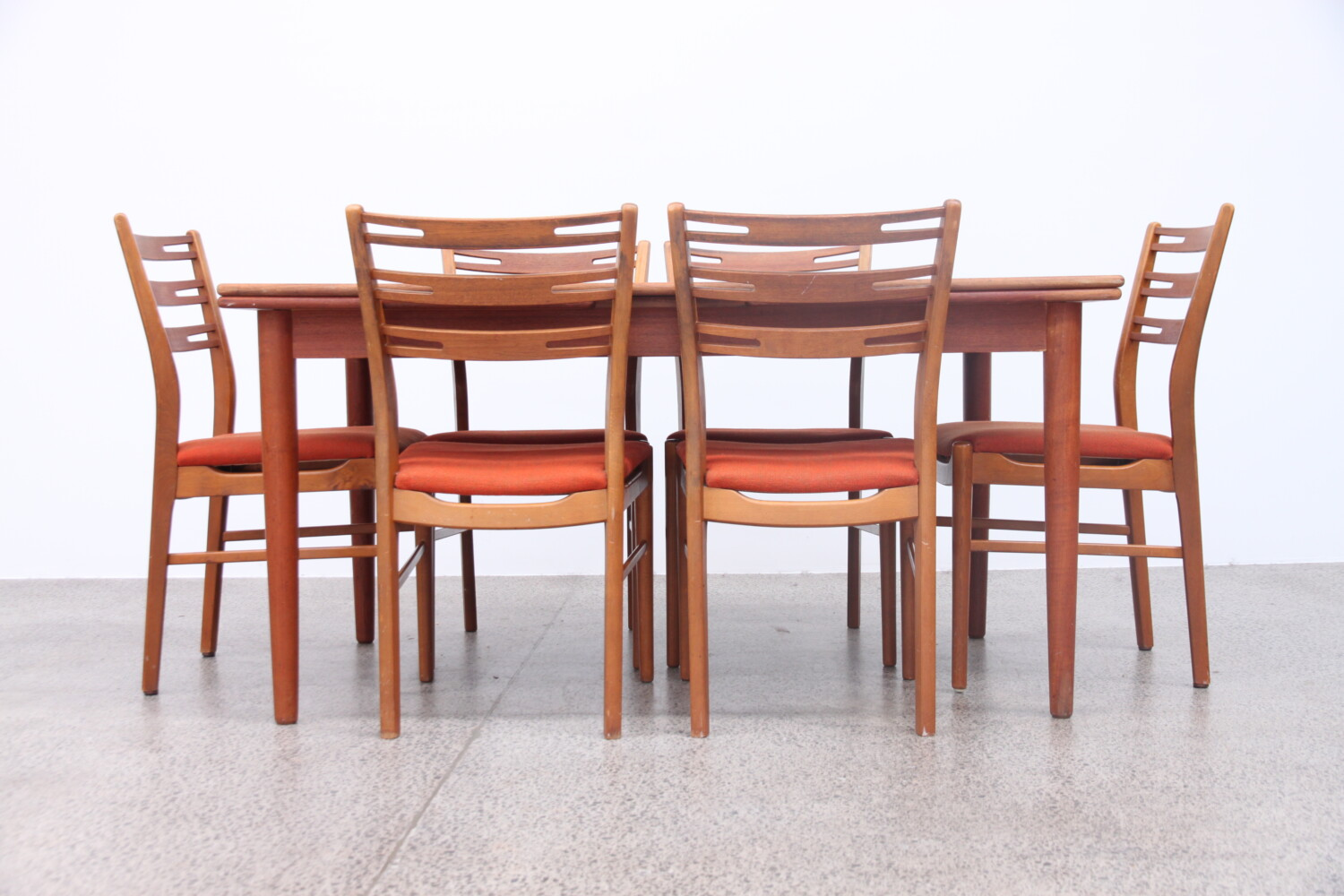 Teak Dining Chairs by Farstrup