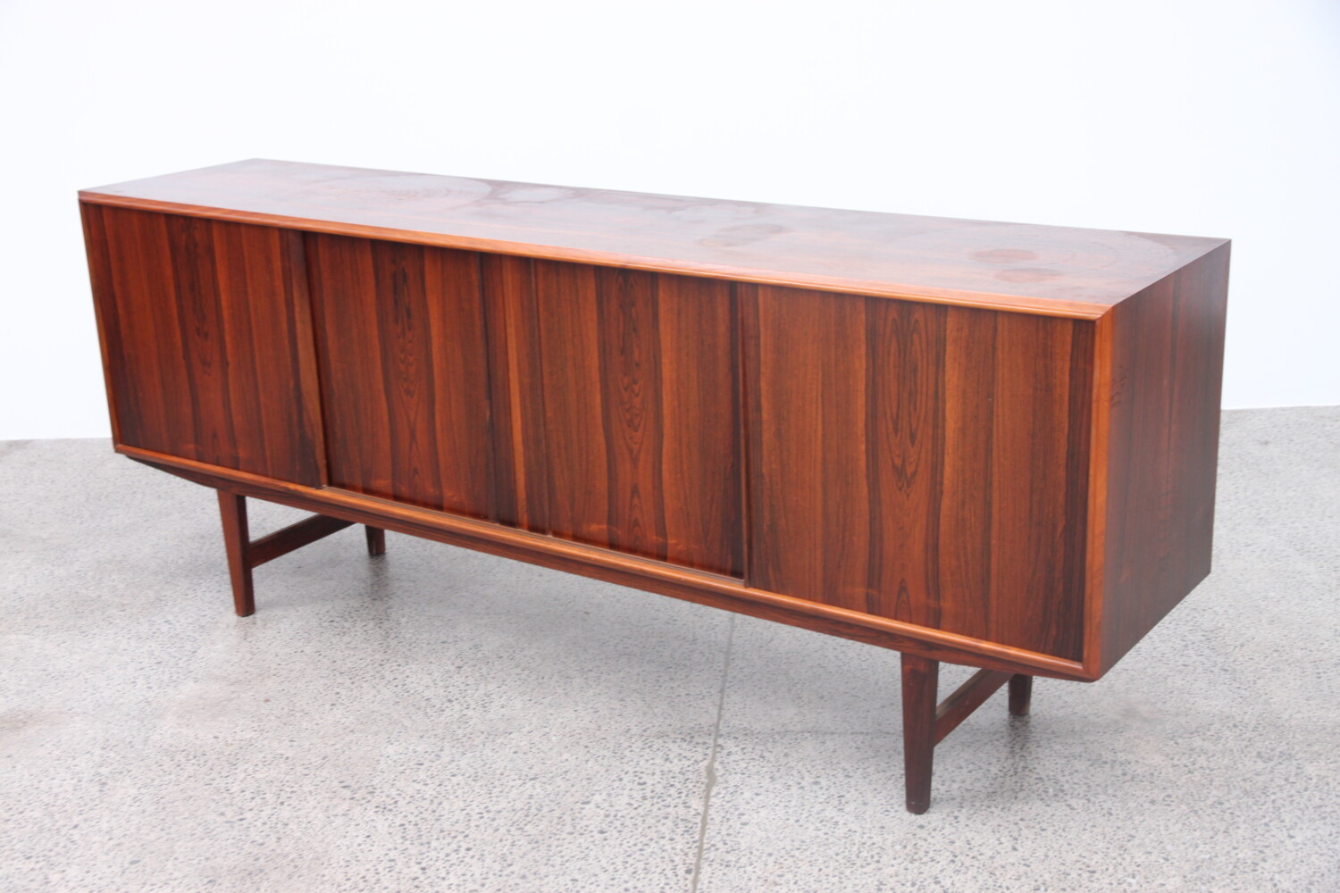 Rosewood Sideboard by E.W Bach