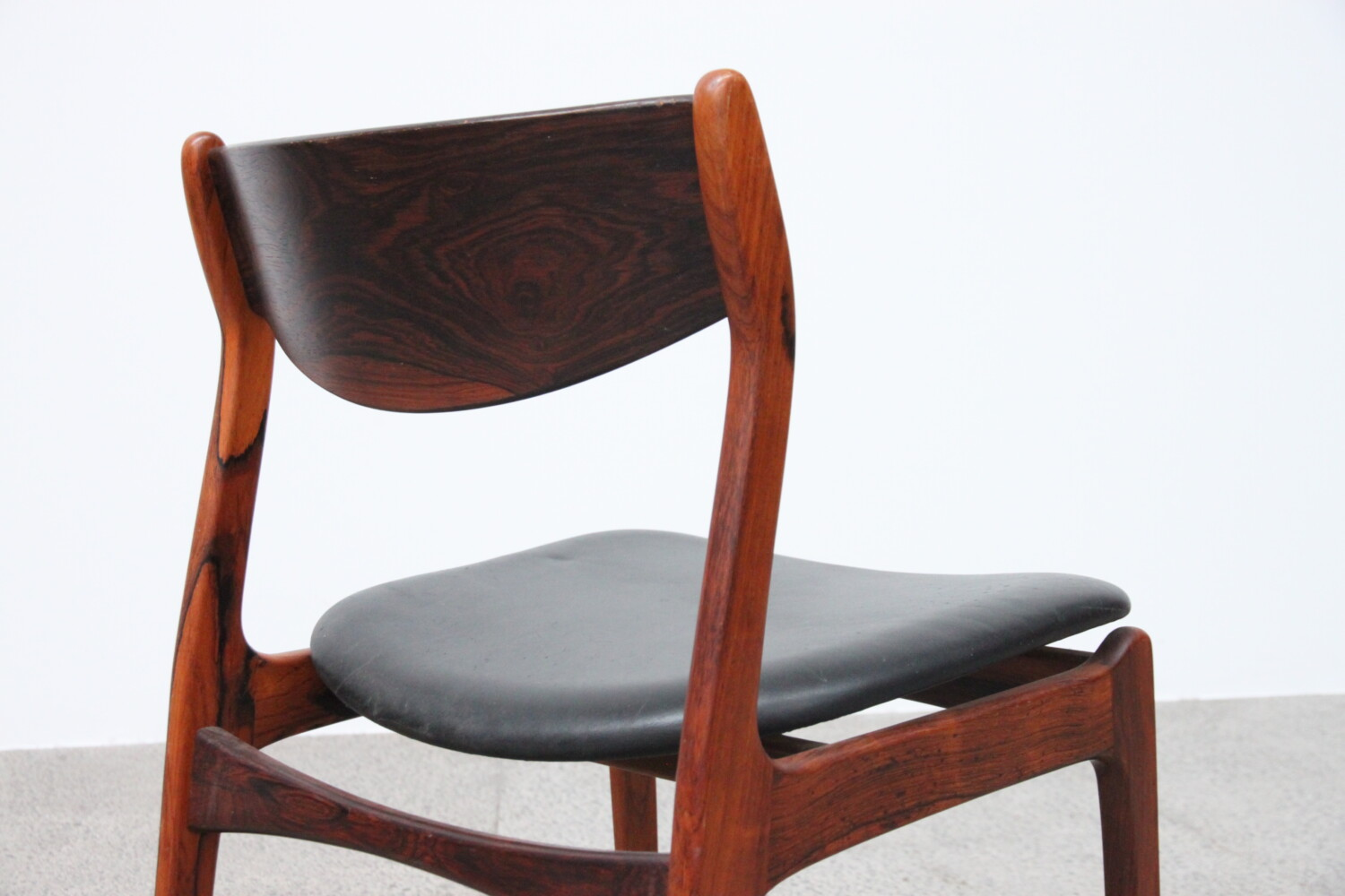 Rosewood Dining Chairs x4 by P.E Jorgensen